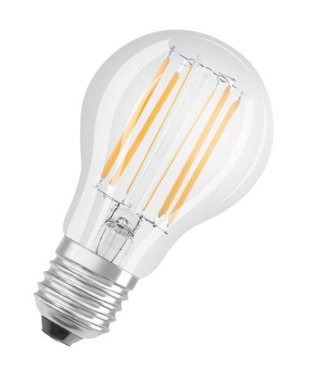 LED CLASSIC A75 KLAR E27 DIM