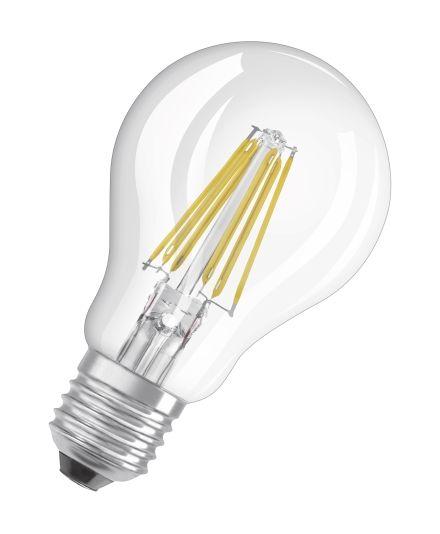 LED CLASSIC A75 8W E27 KLAR