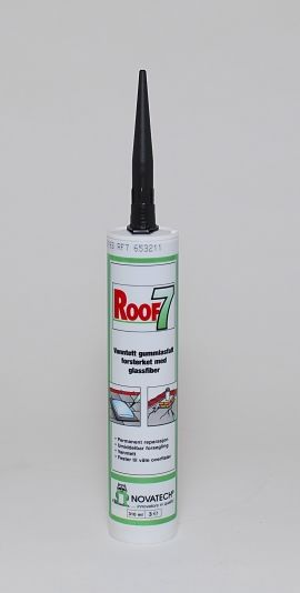 GUMMIASFALT ROOF 7 310ML