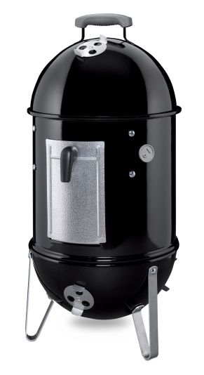 RØKGRILL 37CM SMOKEY M/COOKER