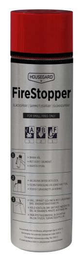 SLUKKESPRAY AD6-C FIRESTOPPER 600ML