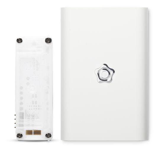 SMARTLOCK VBOX MICRO TIL DOORMAN 115X115X110MM