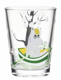 GLASS MUMMI SNORKFRØKEN 22CL