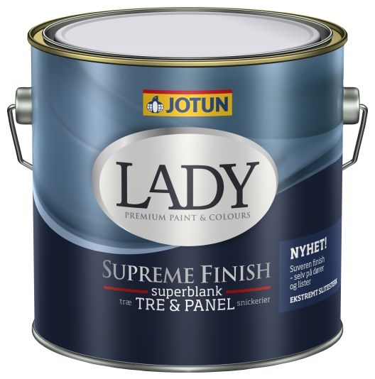 LADY SUPREME FINISH 80 C-BASE 3L