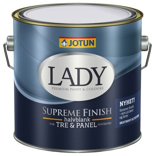 LADY SUPREME FINISH 40 C-BASE 3L