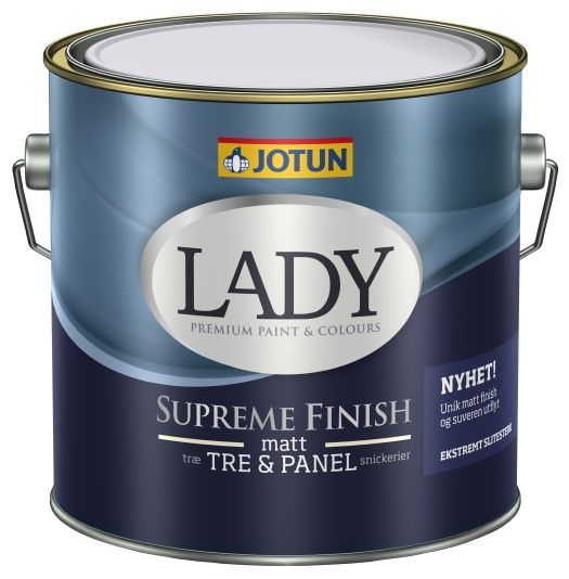LADY SUPREME FINISH 05 B-BASE 3L