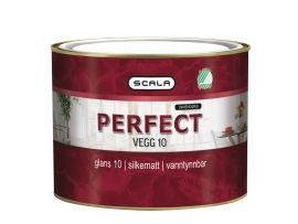 SCALA PERFECT 10 0,45L HVIT