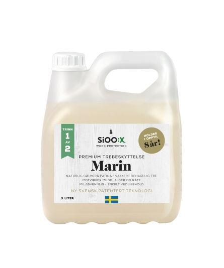 SIOOX TREBESKYTTELSE PREMIUM MARIN 1L