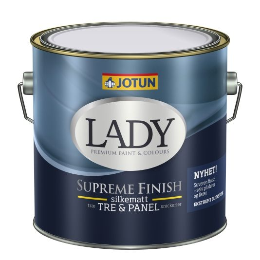 LADY SUPREME FINISH 15 C-BASE 3L