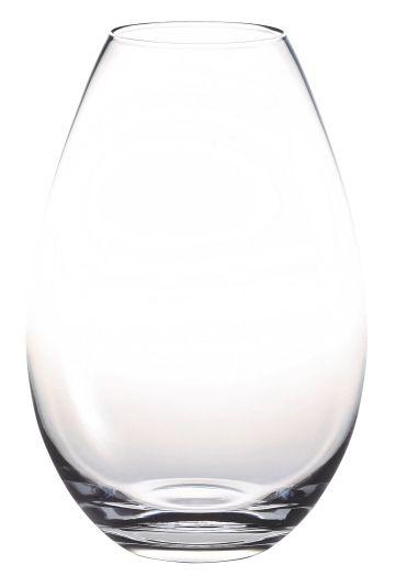 VASE COCOON KLART GLASS 20,5CM