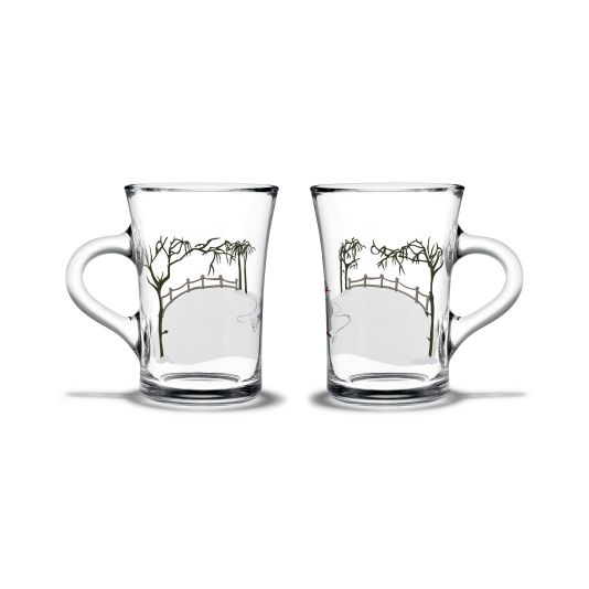 HOTDRINK GLASS MULTI 24CL 2STK