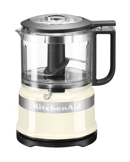 KITCHENAID FOODPROCESSOR MINI KREM 0,95L