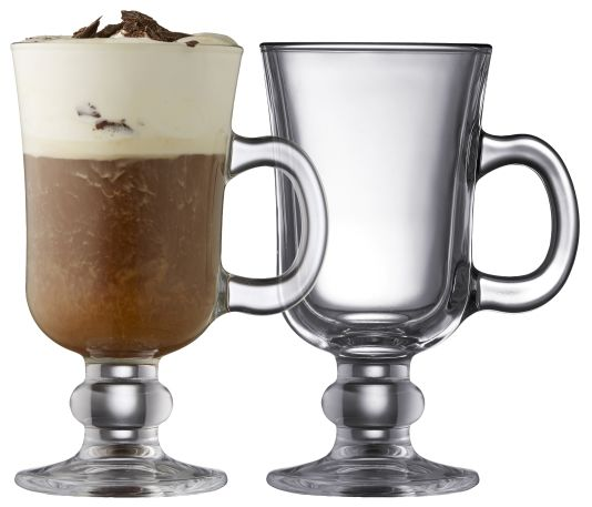 GLØGG-IRISH COFFEEGLASS 23CL 2STK