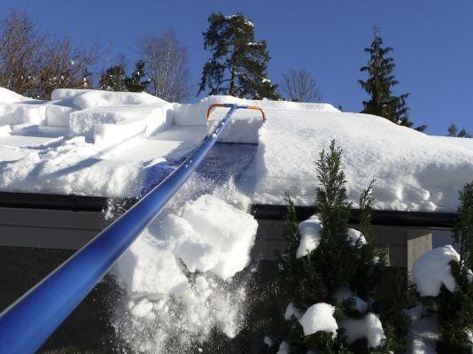 TAKSNØMÅKE 750 5M