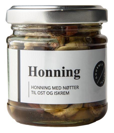GOURMET INVITE HONNING MED NØTTEMIKS