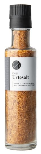 GOURMET INVITE URTESALT CHILI & HVITLØK
