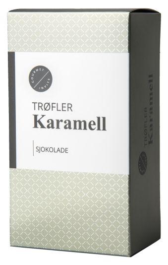 GOURMET INVITE TRØFLER KARAMELL GOURMET INVITE