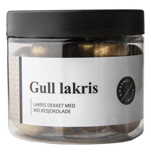 GOURMET INVITE LAKRIS GULL GOURMET INVITE