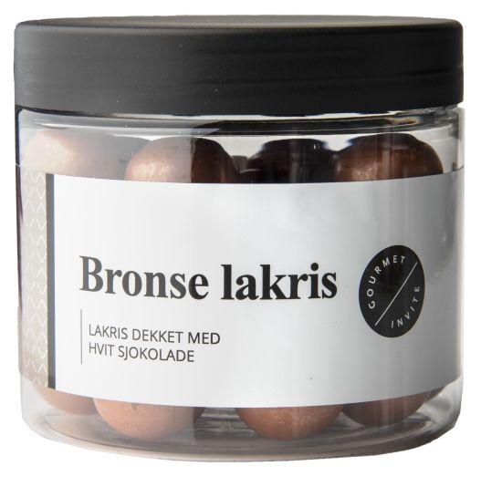 GOURMET INVITE LAKRIS BRONSE GOURMET INVITE