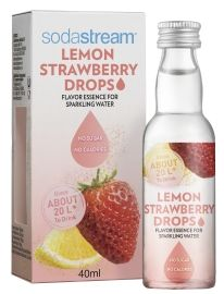 SMAK FRUIT LEMON STRAWBERRY 40