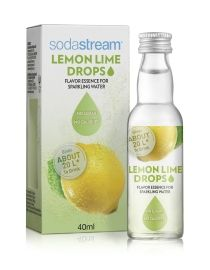 SMAK FRUKT LEMON LIME 40ML