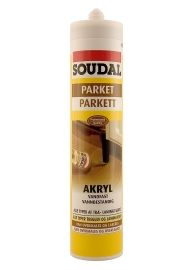 SOUDAL PARKETTKITT MEDIUM EIK/BØK 310 0,3L