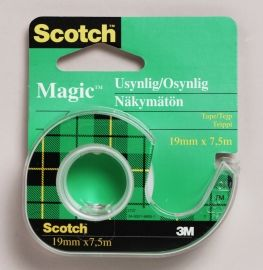 Scotch Tape Magic Klar 8-1975