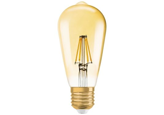 LED 1906 EDISON 22 GOLD E27