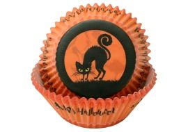 MUFFINSFORM HALLOWEENKATT STD,