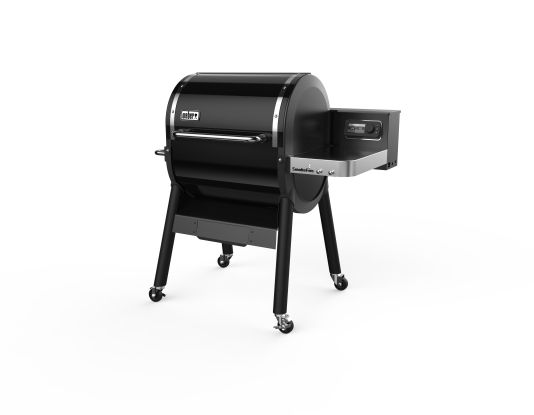 PELLETSGRILL SMOKE FIRE EX4